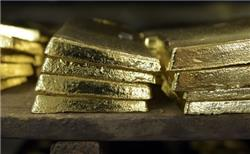 Gold Rises Slightly As Soft U.S. Data Tempers Rate Hike Views