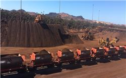 Second Australian iron-ore train derailed in less than a week