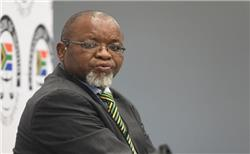Mantashe calls for more security at mines following Gloria coal mine incident