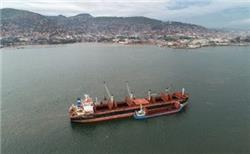 SL Mining ships first 'Marampa Blue' iron ore concentrate from Sierra Leone