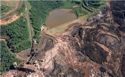 Brazil Vale dam near site of January disaster has 'cracks'