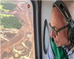 Ex-Vale CEO charged with homicide for Brazil dam disaster