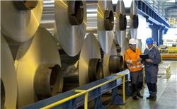 Global output drop fails to disperse aluminium gloom