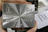 Palladium's hot run turns cold in metal's biggest-ever turnabout