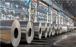 Metal inventories pile up in factories