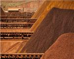 Iron ore prices high on robust steel production