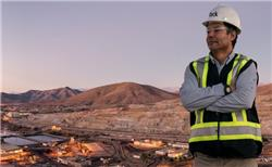 Teck mine in Chile switches to renewable energy
