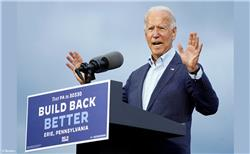 Biden won't ban fracking