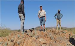 Canada's White Metal kicks off exploration program at Namibian project