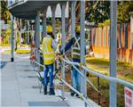 Workers test positive for Covid at Topia