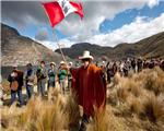 Peru new mining minister vows to streamline permitting