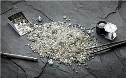 BlueRock recovers 12.6 ct diamond from Kareevlei