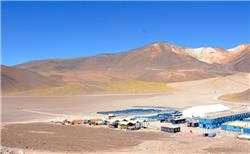 Gold Fields begins construction of Chile project