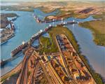 Iron ore exports sink in January
