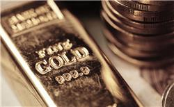 Gold price hits 8-month low as bond yields rise