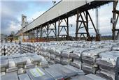 "Aluminum rattled by signs of ""green"" disruption in China"