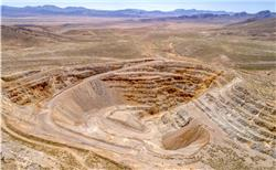Nevada-focused gold miner i-80 falls in Toronto debut