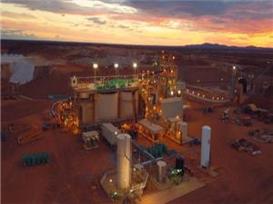 Gascoyne exceeds own throughput expectations