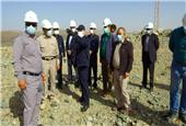 The second visit to Midhco's projects took place in 2021