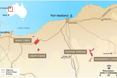 Sulphur Springs feasibility study confirms long-life, high-margin Australian copper-zinc mine with outstanding economics