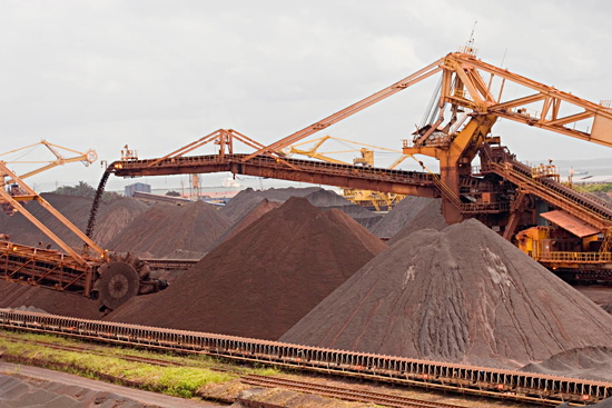 Brazil: Iron Ore Exports Up 10% in Oct`18