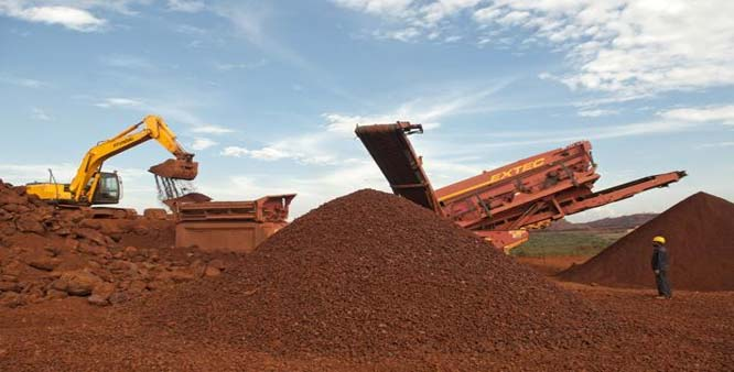 India: NMDC Iron Ore Export Movement Uplift Almost Four-Fold in Oct'18