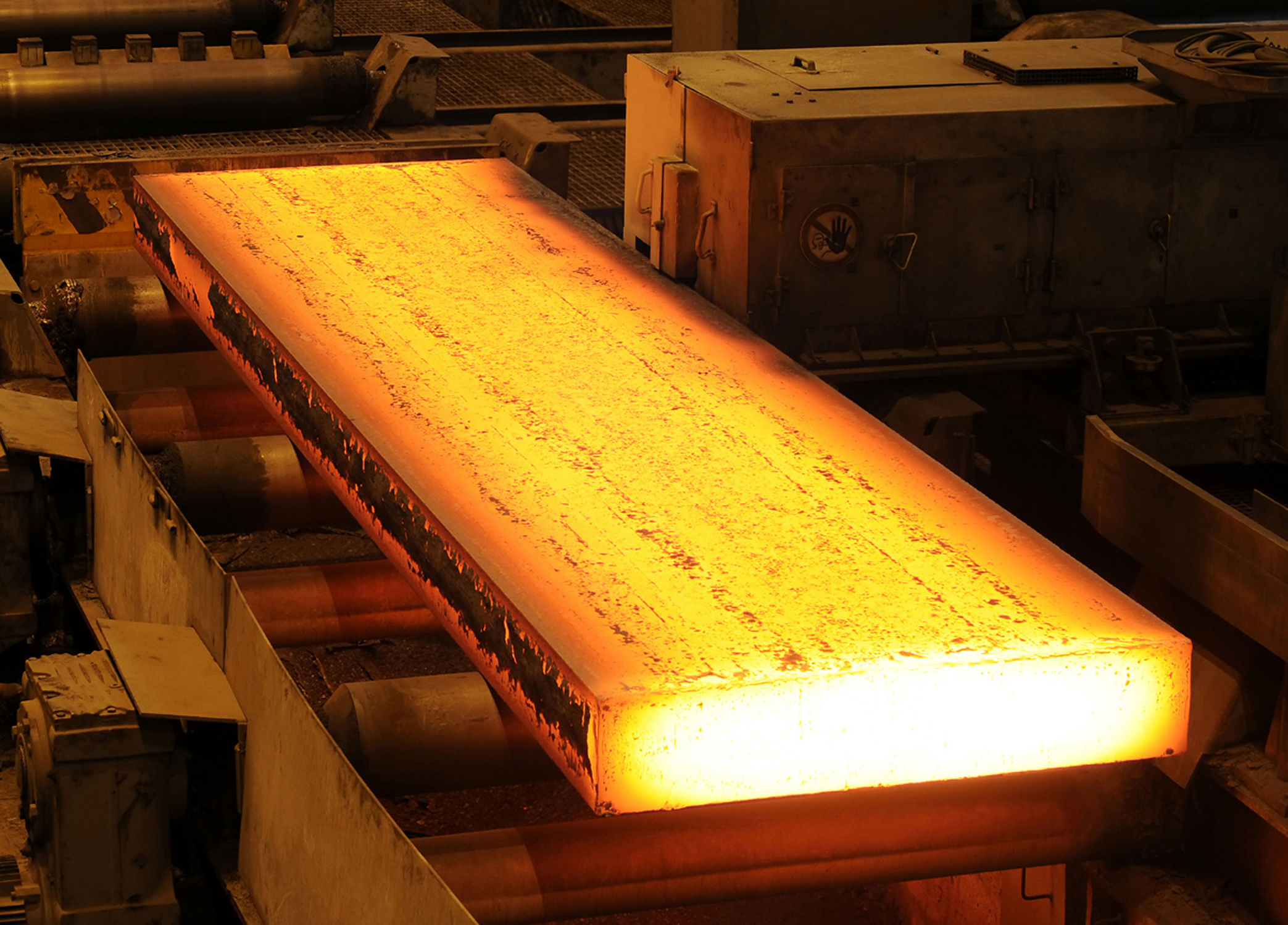 Production of 5 Grid Alloy During the Last Four Months by Hormozgan Steel Company