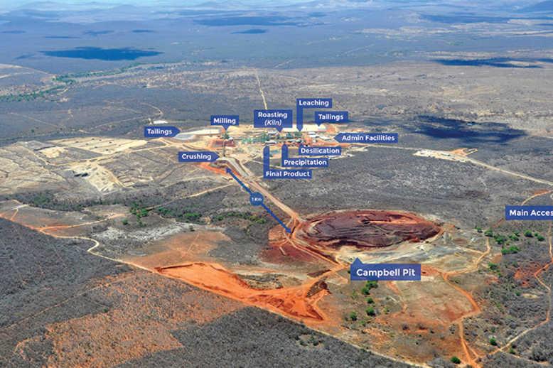 Mining News - Largo Resources announces record vanadium