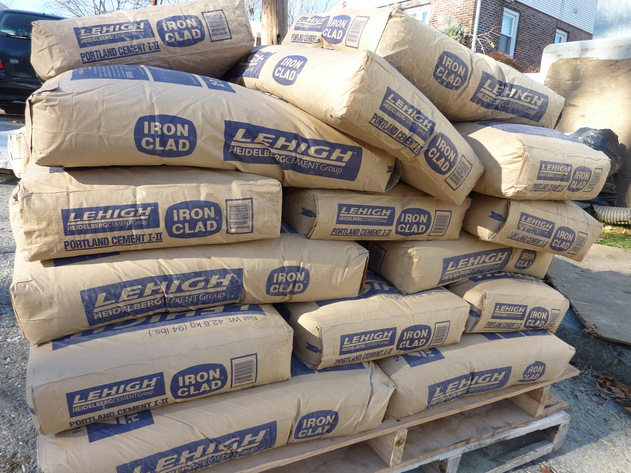 Iran Reached 53 Million Tons of Cement Production