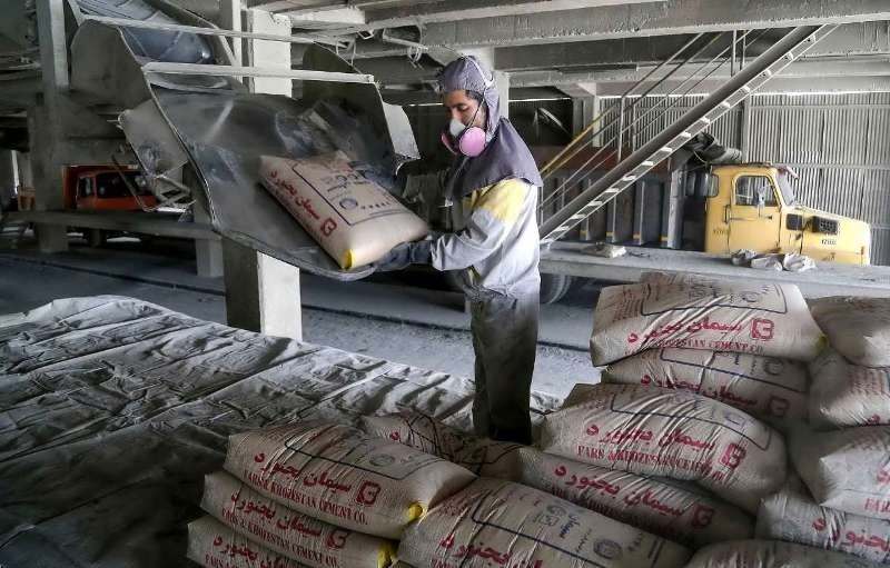 Iran Has Exported 400 Million Dollars of Cement in 2018
