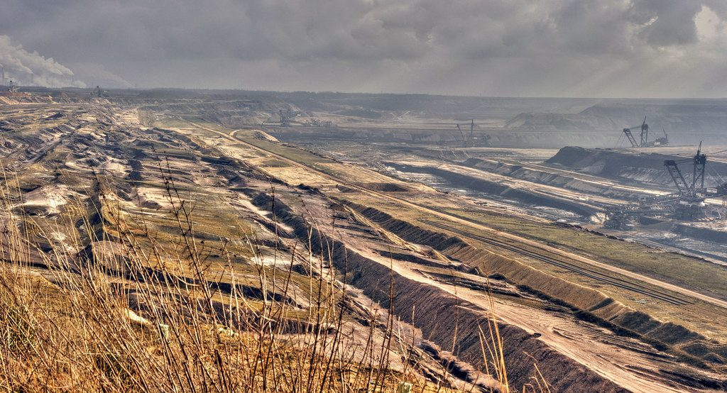 RWE reviews mine protest damage, says power plants not at risk