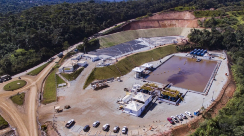 Brumadinho dam disaster shrinks Vale iron ore output 34%