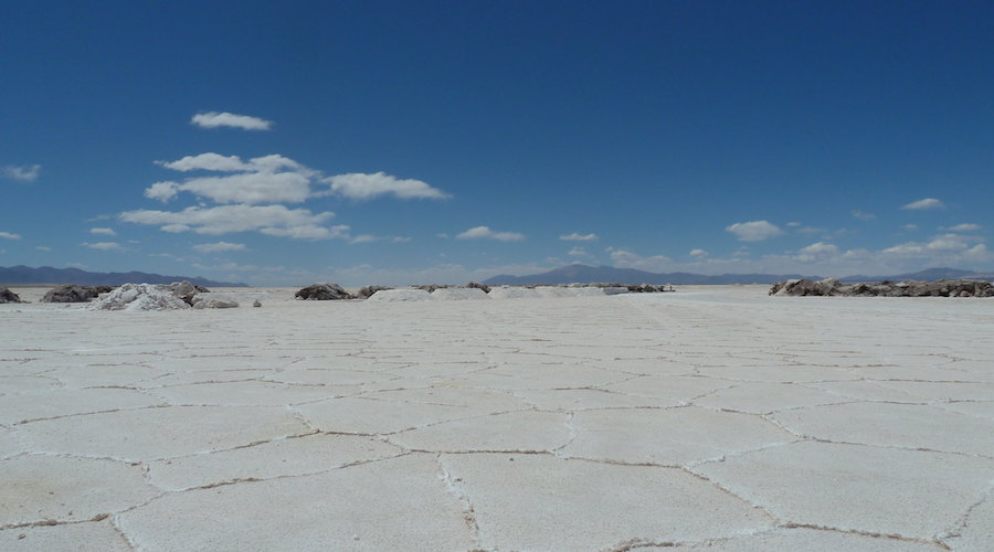 Chinese company to invest $180m in lithium plant in Argentina