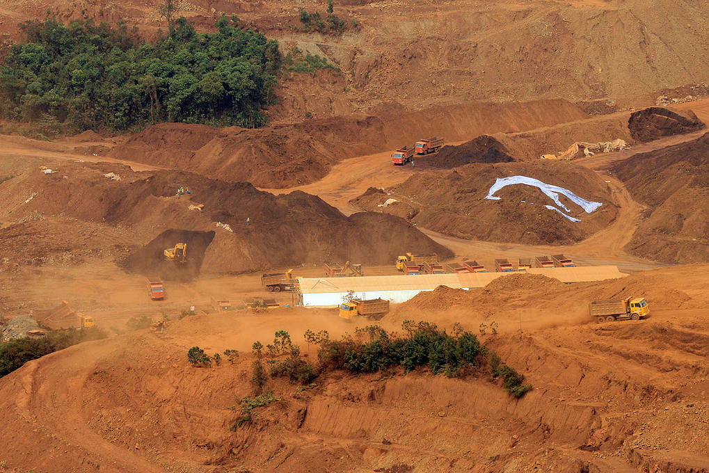 Nickel mining indefinitely suspended in southern Philippines