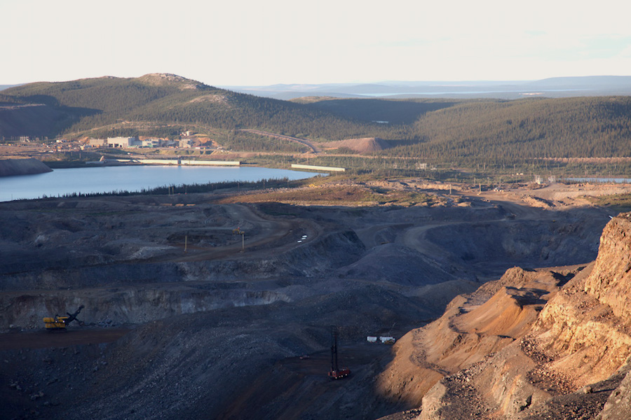 Rio Tinto cancels plans to sell or take public its Canadian iron ore unit