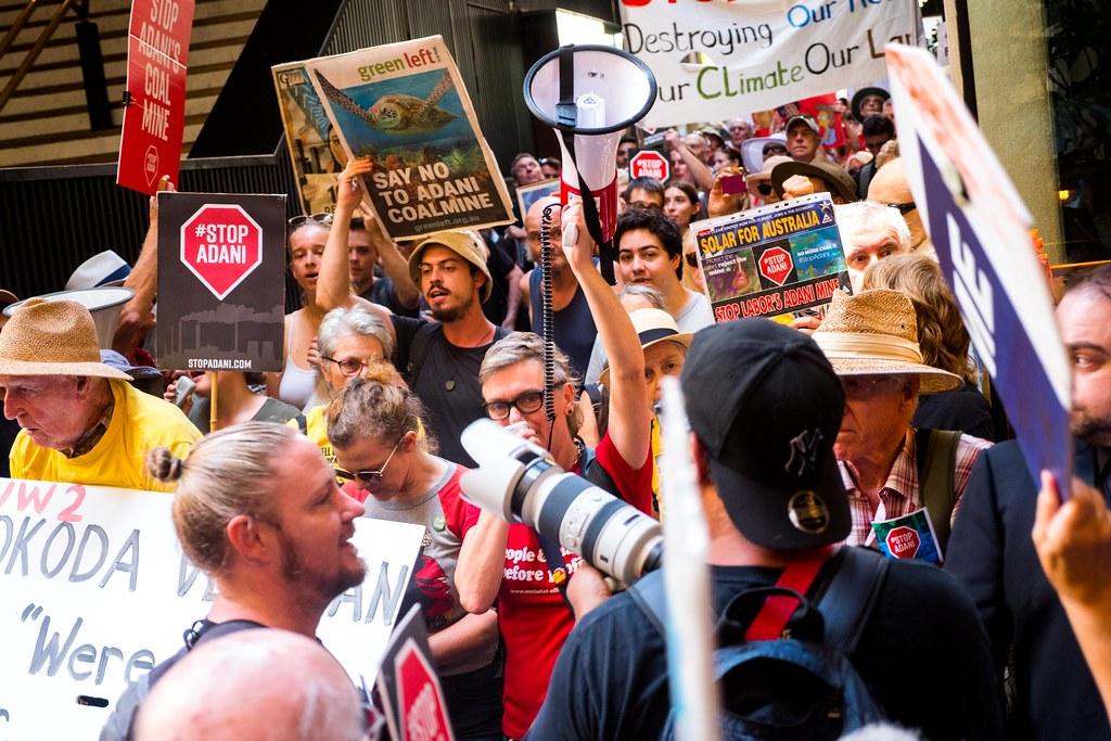 Australia's threat to outlaw mining protests highlights industry split