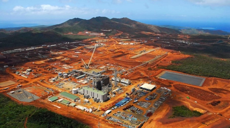 Vale sees $1.6 billion impairment charge for Q4 in New Caledonia write down