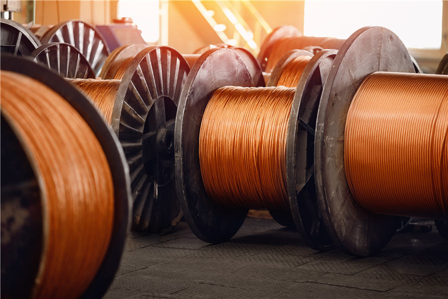 Trade war has copper prices artificially low