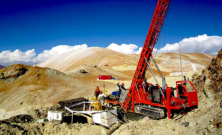 Gold Fields taps RBC for potential sale of stake in Chilean gold project