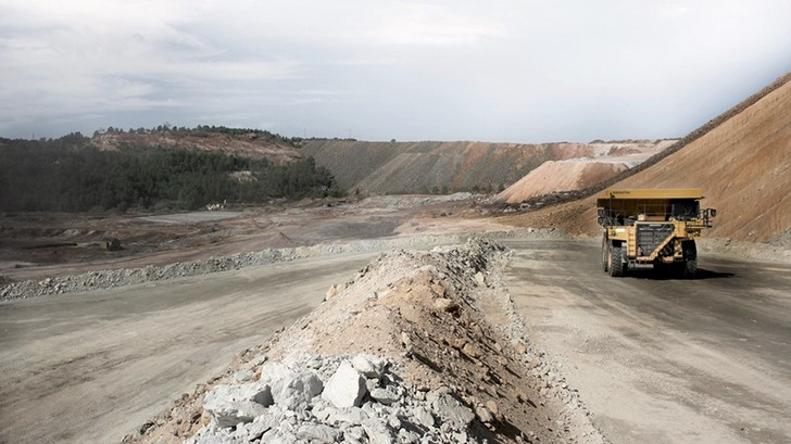 Spain lets Riotinto copper mine restart operations