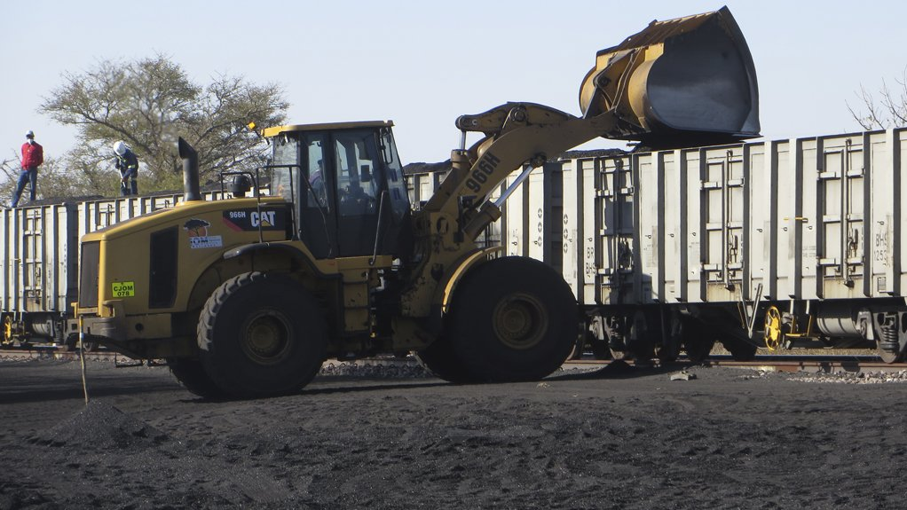 Minergy exports first coal to South African client