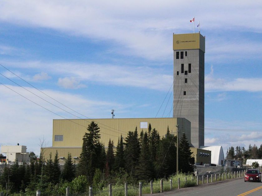 Northern Ontario`s mine sector could help Canada out of recession