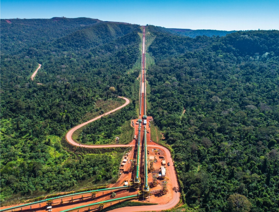 Vale to move forward with Serra Sul iron ore expansion