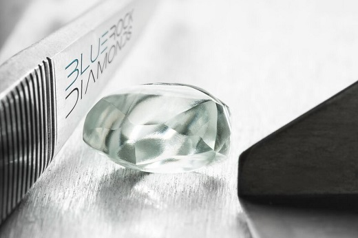 BlueRock sells 2 900 ct diamond parcel