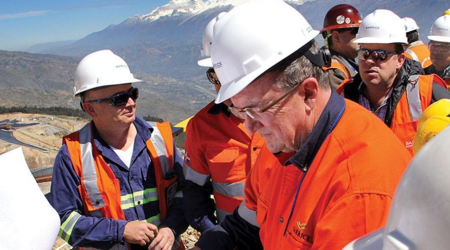 Barrick's Mark Bristow on building a license to operate