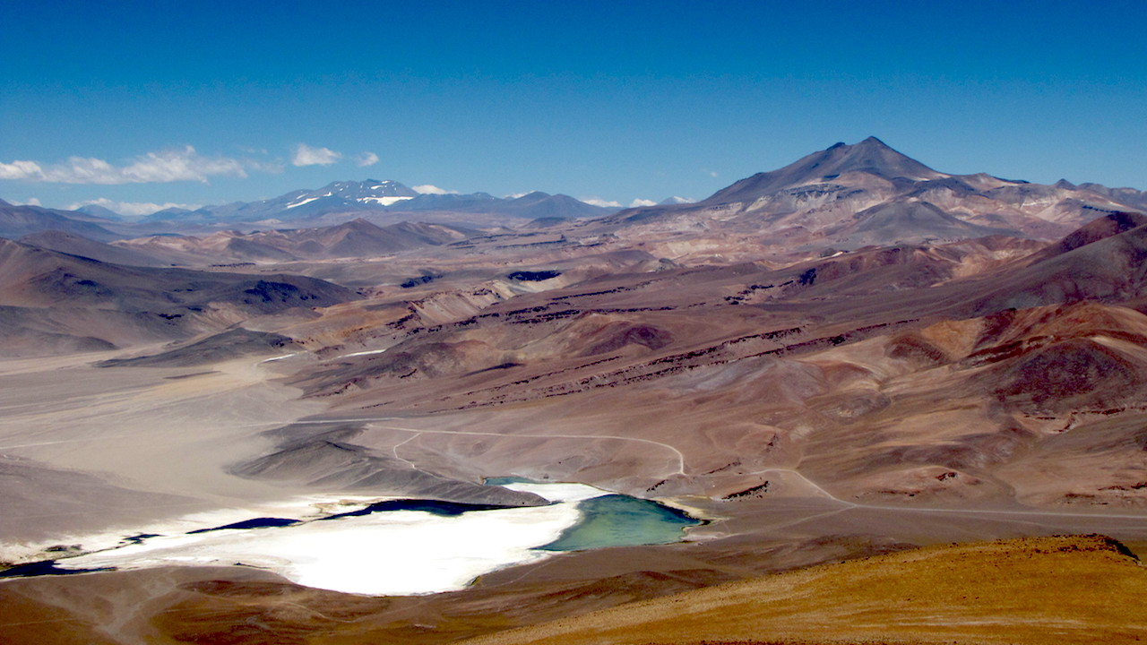 Codelco to search for lithium at Chile's second-largest salt flat
