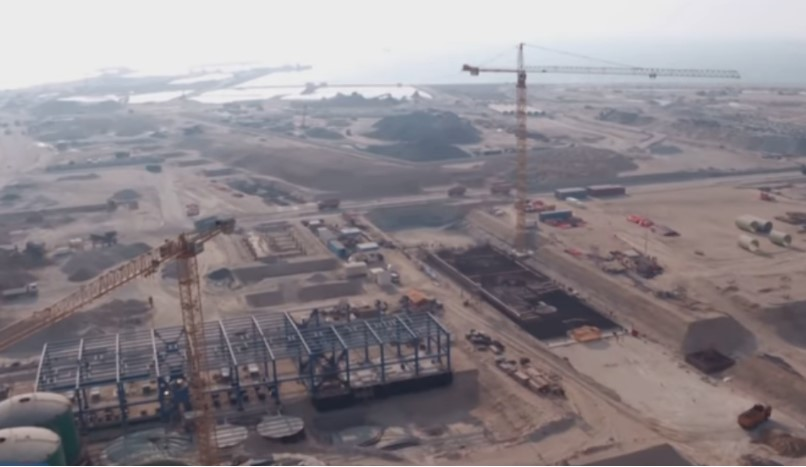 Dubai gets Arab Gulf's first, and perhaps last, coal power plant