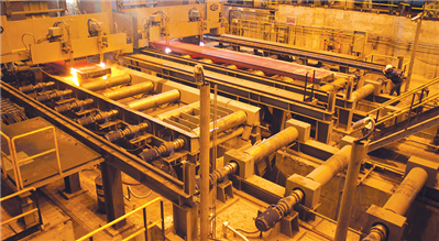 Achieving the highest crude steel production in the history of Mobarakeh Steel
