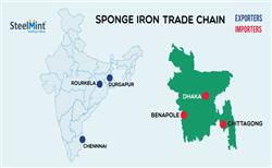 Indian Sponge Iron Export Offers Increase, Fresh Deals Stalled