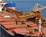 Growth of Brazilian iron ore exports in August
